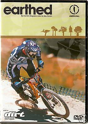 EARTHED THE FIRST DIRT MAGAZINE DVD BY ALEX RANKIN DVD