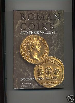 ROMAN COINS AND THEIR VALUES  II - Damaged cover