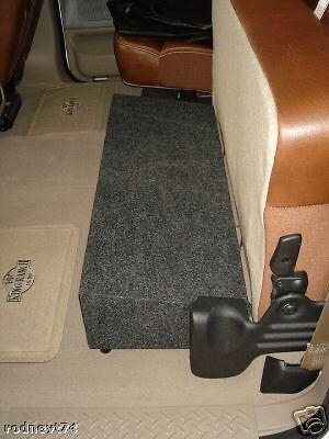 2004 2008 Ford F150 Supercrew Sub Enclosure 2 8 inch Subs ...