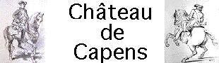 Château de Capens
