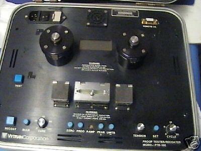 Vytran PTR-100 Automatic Fiber  Recoater  Mod 280um or 420um